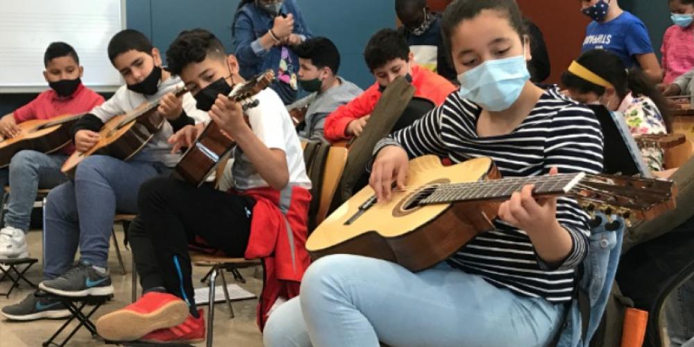 LA MARFÀ | Música per a la transformació social