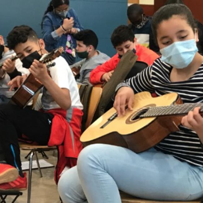 LA MARFÀ   Música per a la transformació social