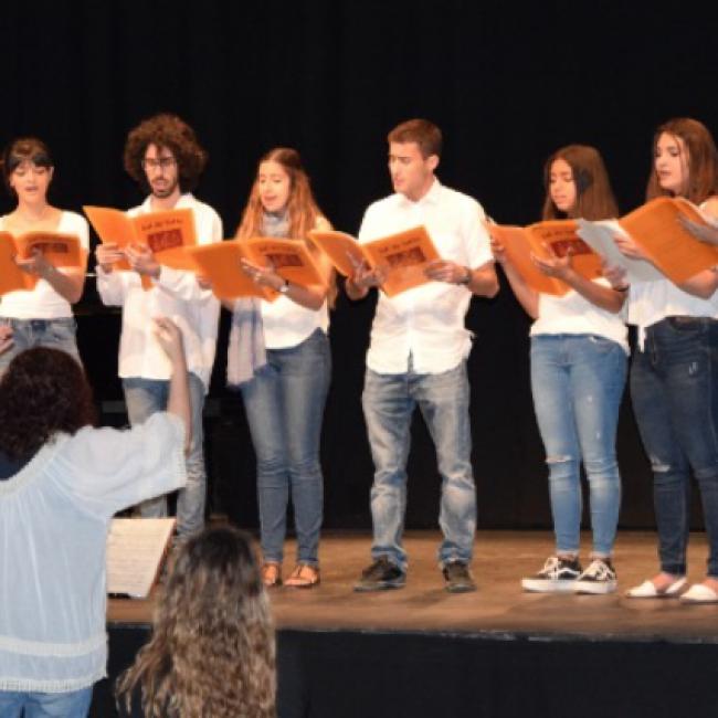 LA MARFÀ   Cor Jove Sol de Solfa Concert Casa de Cultura