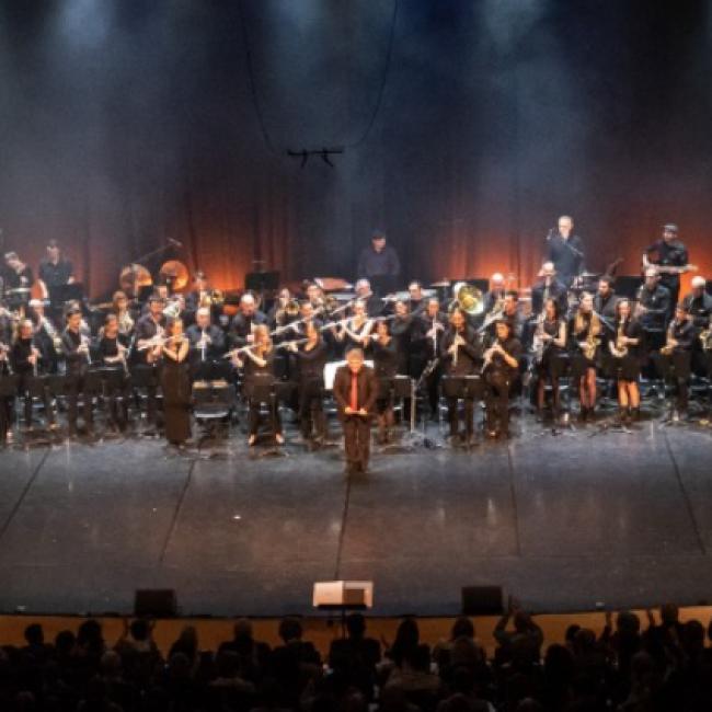 LA MARFÀ   GironaBandaBand Concert