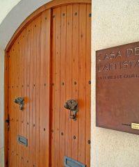 La Casa de l'Artista en Terres de Cruïlla