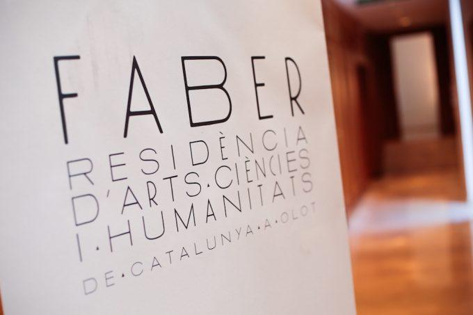 Faber Residència d'Arts, Ciències i Humanitats de Catalunya a Olot