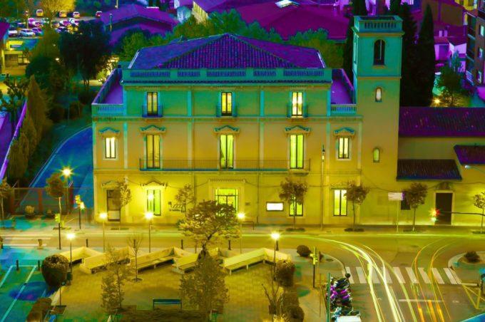 Casa de Cultura Les Bernardes