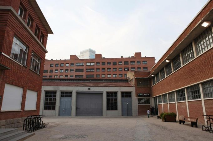 L'Estruch, Fàbrica de creació de les arts en viu