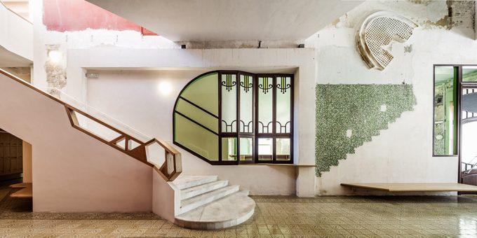 Sala Beckett / Obrador Internacional de Dramatúrgia