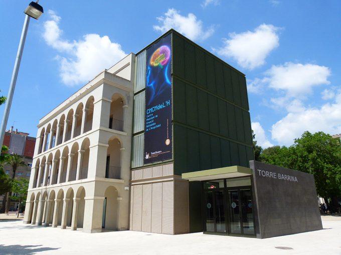 Torre Barrina. Centre Municipal de Creació Multimèdia de L'Hospitalet